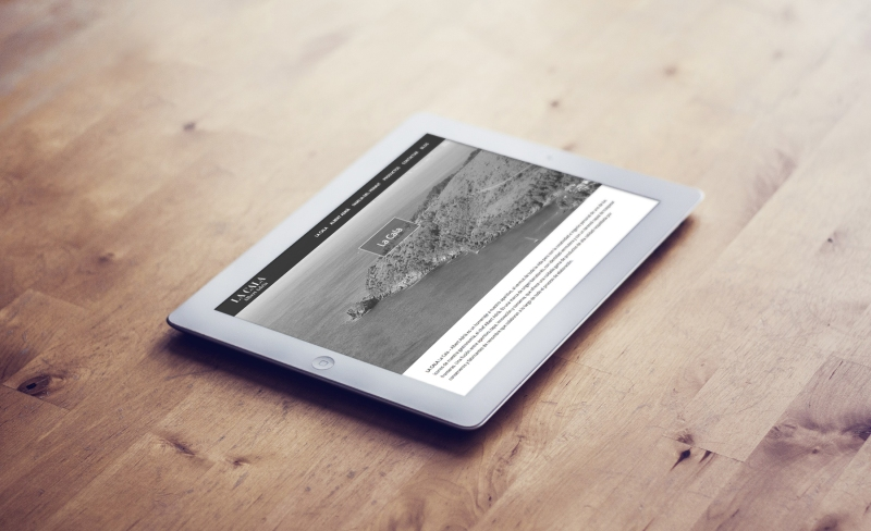 La Cala Albert Adrià Web Ipad