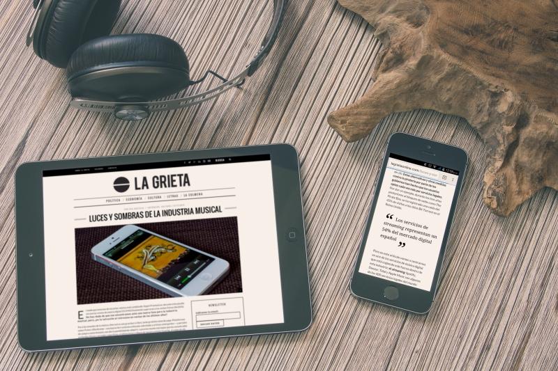La Grieta On line